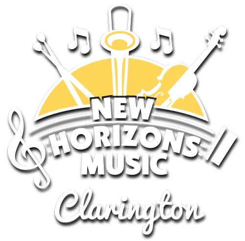 New Horizons Music Clarington Logo